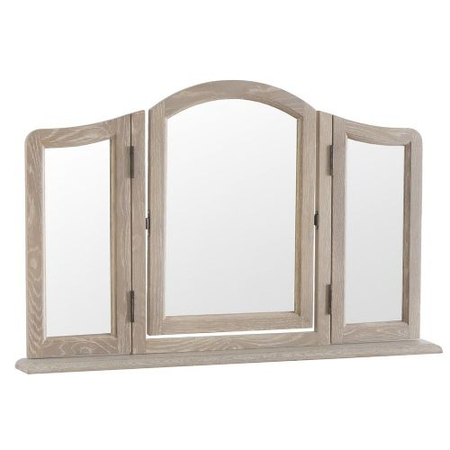 French Trinket Mirror